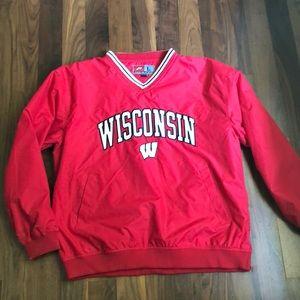 Wisconsin Badger Windbreaker